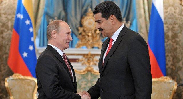 Putin y Maduro podrían reunirse en Rusia, según portavoz del Kremlin | Foto: Archivo