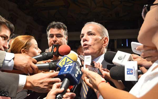 Manuel Rosales | Foto: EFE