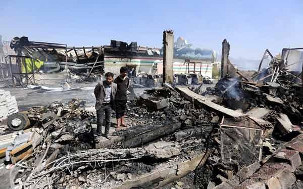 Más de 80 combatientes del Estado Islámico murieron en ataque de EEUU en Libia | Foto: EFE