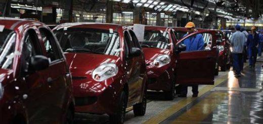 Las cifras del debacle de la producción de autos en Venezuela | Foto: AFP