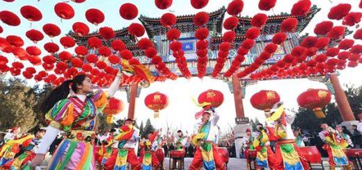 Apenas hoy comienza el año nuevo en China  Foto: Efe
