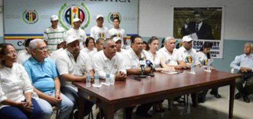 AD elegirá precandidato para medirse en primarias de la MUD a la gobernación en Zulia | Foto: Prensa AD