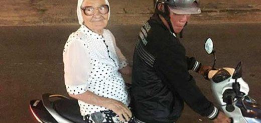 Yelena Yerjova, la abuela aventurera  Foto: Planeta Snakedos