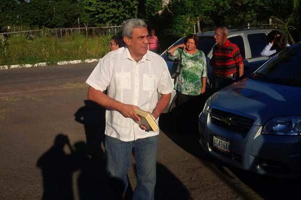 Medida de libertad condicional le fue revocada al General Raúl Isaías Baduel |Foto: Twitter