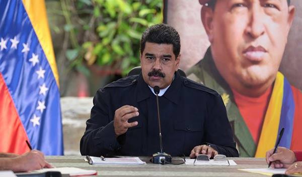 Presidente venezolano, Nicolás Maduro | Foto: @Dpresidencia