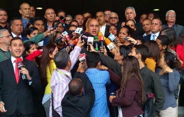 Héctor Rodríguez, Jefe del Bloque de la Patria en la AN | Foto: @BloqueDePatria