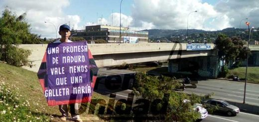 El Señor del Papagayo | Foto: @UnidadVenezuela