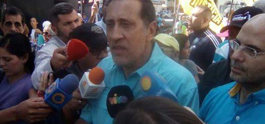 José Guerra, Diputado de la Asamblea Nacional por la MUD | Foto: @UnidadVenezuela