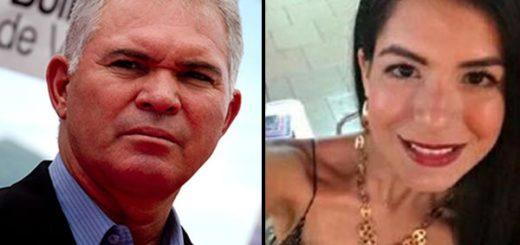 Carlos Mata Figueroa y su esposa, Margoth Mora   Twitter