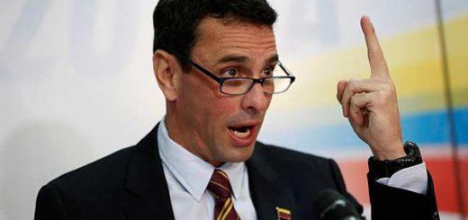Capriles condena declaraciones de Carneiro sobre caída del Puente Guanape |Foto: Reuters