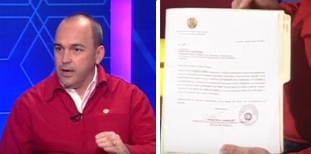 Fedecámaras será citado por el Ministro para el Trabajo, Francisco Torrealba |Composición: Notitotal