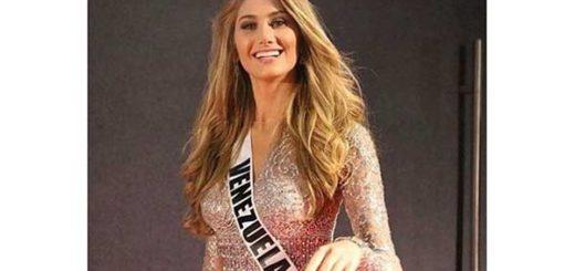 Mariam Habach representante de Venezuela en el Miss Universo |Foto Instagram