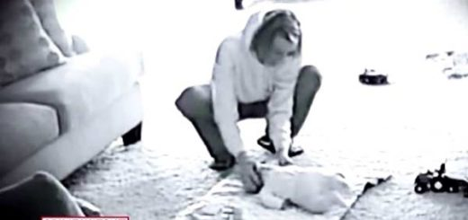 Niñera maltrataba a los niños que cuidaba |Captura de pantalla