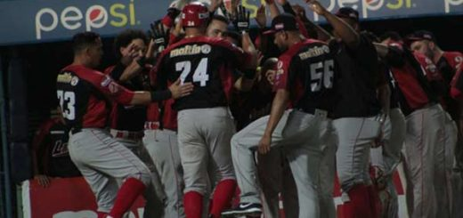 Cardenales consigue su primera victoria ante Águilas en la final | Foto: AVS