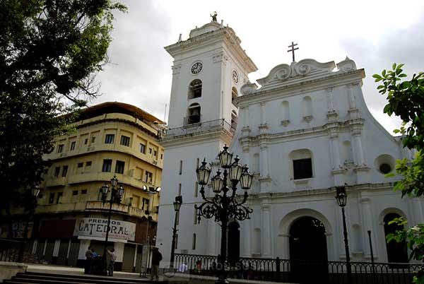 Catedral de Caracas   Foto: Archivo