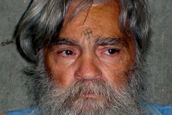 Charles Manson, asesino en serie |Foto: Reuters