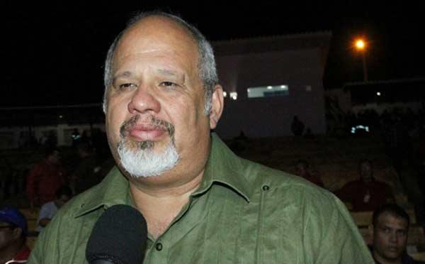 Nuevo presidente de Pequiven, MG Rubén Ávila Ávila