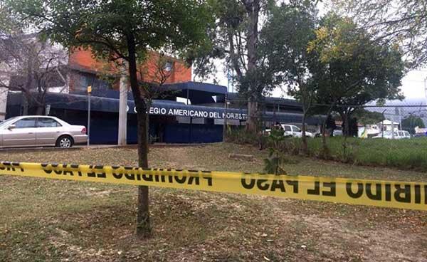 Al menos cinco heridos durante ataque a mano armada en colegio de México