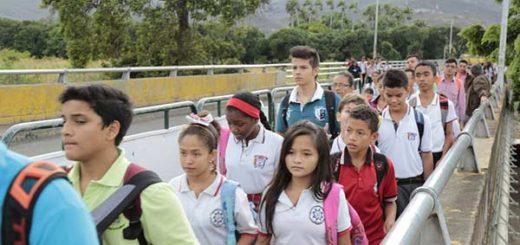 Colombia garantiza transporte a venezolanos que estudian en su territorio |Foto: El Nacional