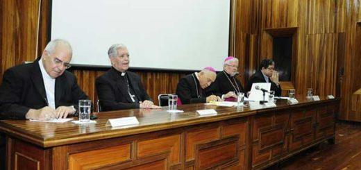 Conferencia Episcopal Venezolana habla del diálogo |Foto: El Nacional