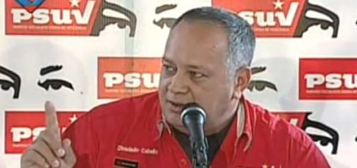 Diosdado Cabello | Captura d e video
