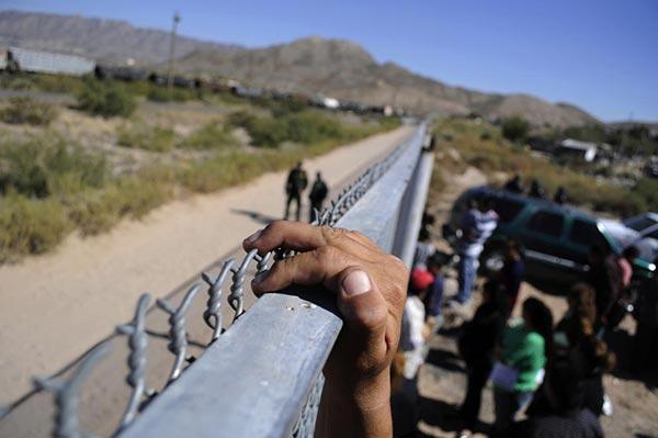 Trump ya dio la orden para iniciar la construcción del muro | Reuters