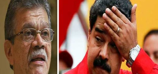 Nicolás Maduro recomendó leer el artículo de Earle Herrera |Composición: Notitotal