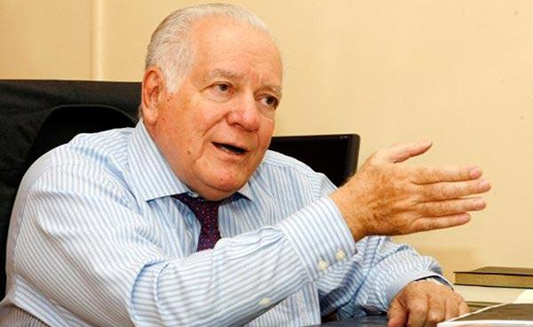 Eduardo Fernández, presidente de Ifedec |Foto: La Patilla