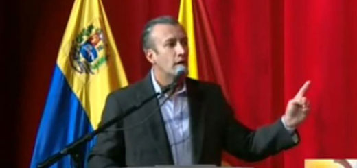 Vicepresidente Tarek El Aissami | Captura de video