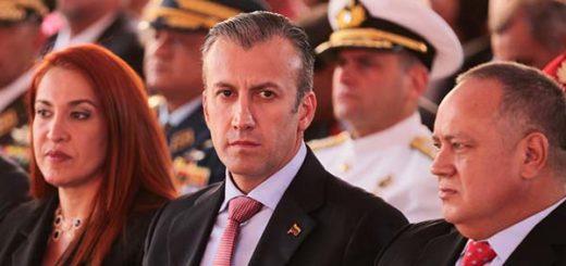 Vicepresidente de la República, Tareck El Aissami | Foto: AFP