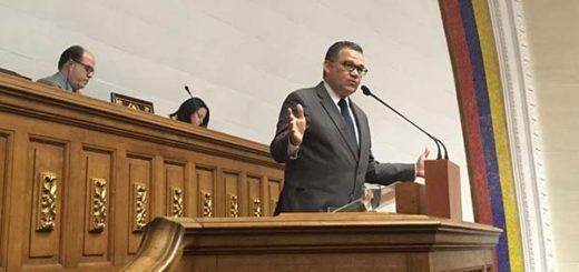 Diputado de la Asamblea Nacional (AN), Enrique Márquez | Foto: @AsambleaVE