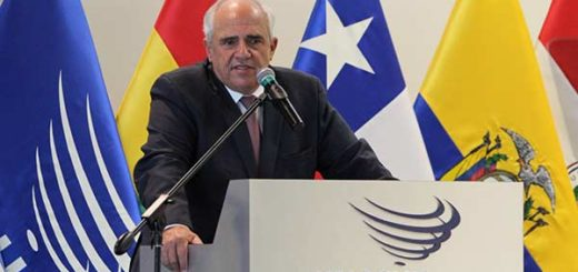 Ernesto Samper, ex secretario General de la Unasur |Foto: Cancillería de Venezuela