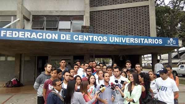 Estudiantes marcharán el #23Ene desde Parque del Este hasta el CNE | Foto: @HaslerIglesias