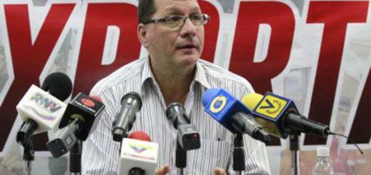 Ministro para Comercio Exterior e Inversión Extranjera, Jesús Faría | Foto: AVN