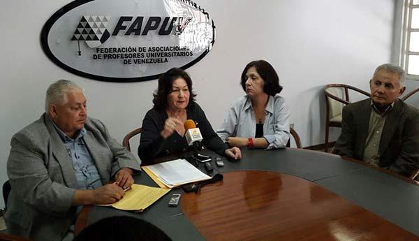 Federación-de-Asociaciones-de-Profesores-Universitarios-de-Venezuela-Fapuv