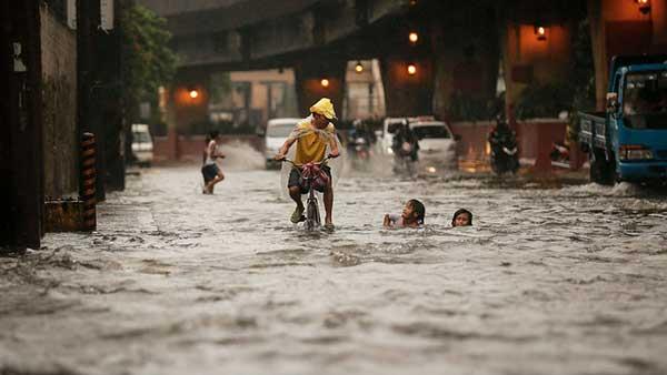 Tres muertos por inundaciones en el sur de Filipinas | Foto referencial