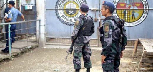Ataque contra una cárcel en Filipinas facilita la fuga de más de 150 presos | Foto: AFP