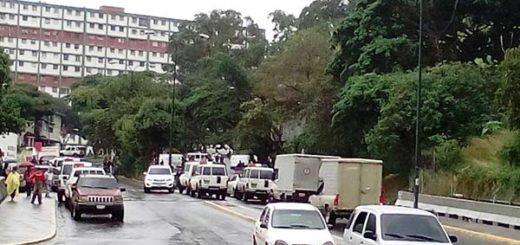 Dos GNB fueron asesinados en módulo de Petare |Foto: Román Camacho