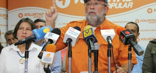 Coordinador encargado de Voluntad Popular en Monagas, Antonio Goncalves | Foto: La Patilla