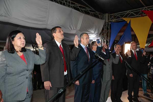 Nuevo Gabinete de Gobierno de Nicolás Maduro |Foto: Prensa Presidencial