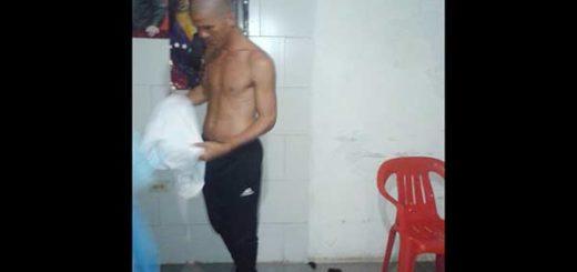 Iris Varela revela fotos de Gilber Caro en prisión |Foto:  @irisvarela