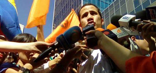 Juan Guaidó | Foto: @DiarioTalCual