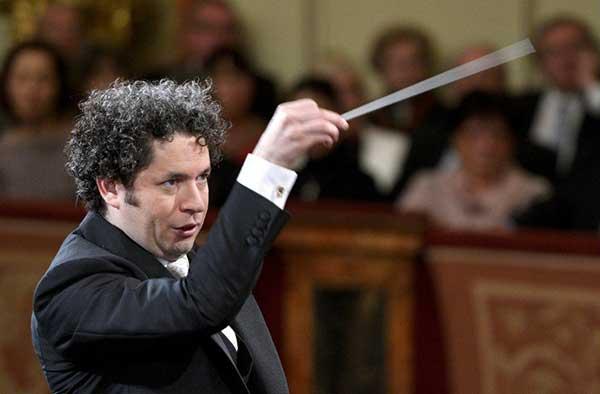 Gustavo Dudamel | Foto: AFP