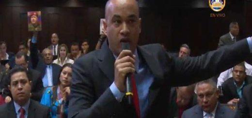Diputado oficialista, Héctor Rodríguez |Foto Twitter