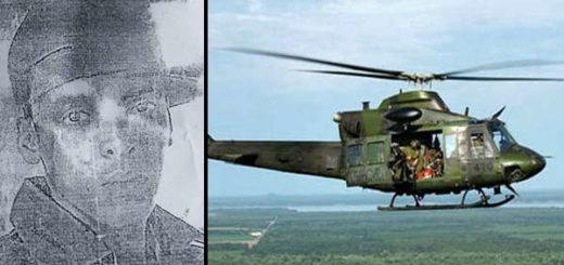 Desaparecido de helicóptero en Amazonas | Composición Notitotal