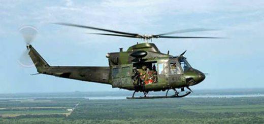 Cuerpo militar venezolano paraliza labores de búsqueda del helicóptero desaparecido |Foto: El Nacional