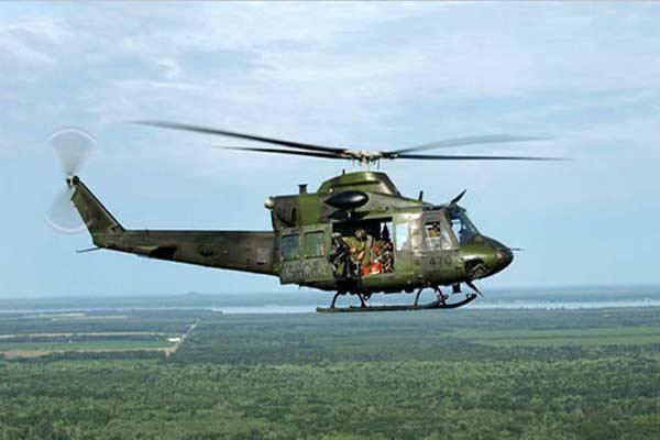 Helicóptero desaparecido |Foto: El Nacional