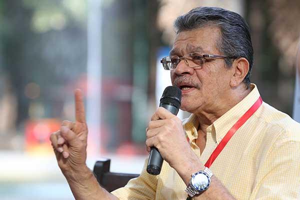 Diputado a la Asamblea Nacional (AN) por el GPP, Earle Herrera   Foto: Archivo