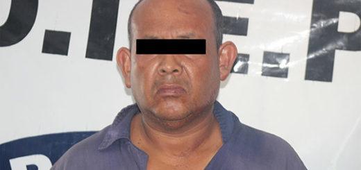 """Rixio Urdaneta, """"El Brujo Violador"""", detenido por efectivos del Diep de Polisur"""