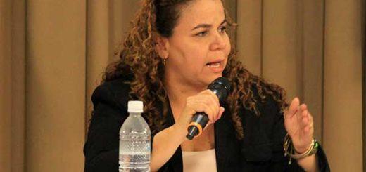 Iris Varela | Foto: @DPresidencia